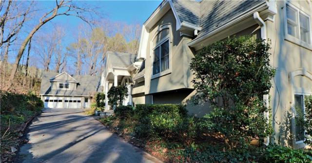 245 Glen Lake Drive, Sandy Springs, GA 30327 (MLS #6125369) :: The Zac Team @ RE/MAX Metro Atlanta