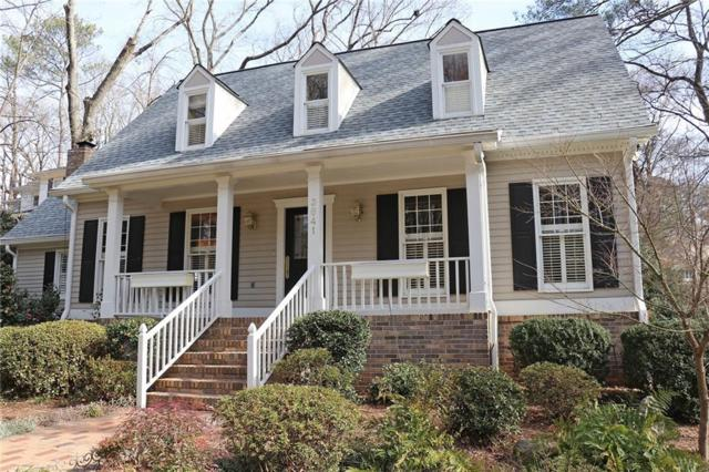 3641 Tanglewood Drive SE, Atlanta, GA 30339 (MLS #6125371) :: North Atlanta Home Team