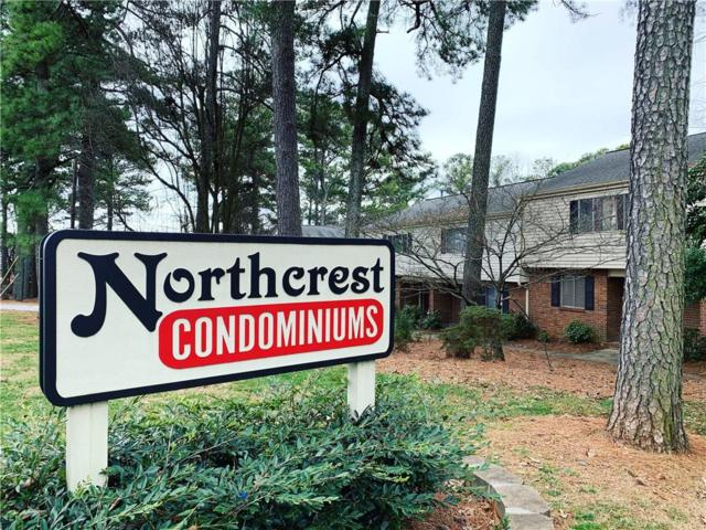 3326 Northcrest Road A, Atlanta, GA 30340 (MLS #6125501) :: The Hinsons - Mike Hinson & Harriet Hinson