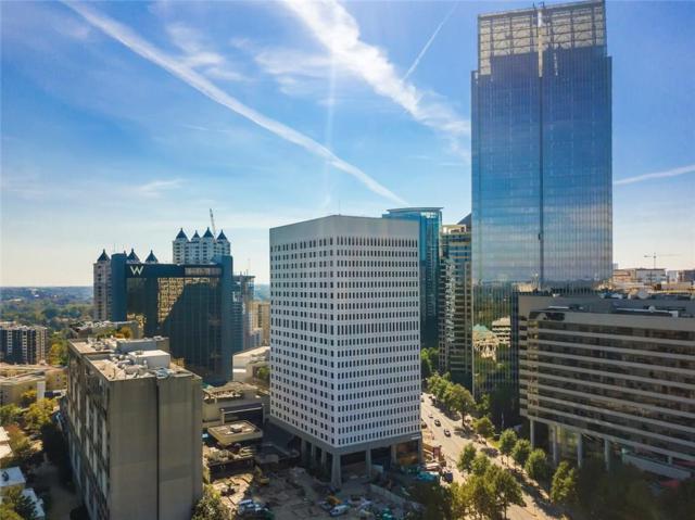 145 15th Street NE #1006, Atlanta, GA 30309 (MLS #6125660) :: The Cowan Connection Team