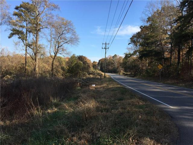 0 Land Road, Ball Ground, GA 30107 (MLS #6125695) :: Dillard and Company Realty Group