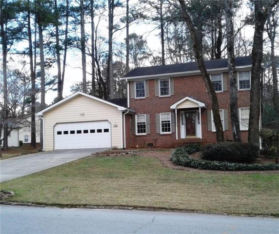 967 Saybrook Circle, Lilburn, GA 30047 (MLS #6125734) :: North Atlanta Home Team