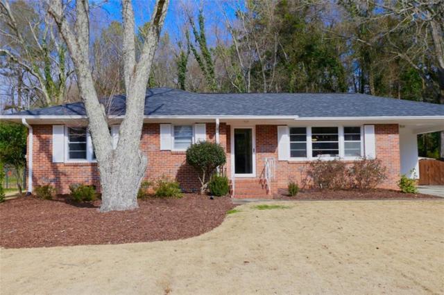 520 Columbia Drive SW, Marietta, GA 30064 (MLS #6125776) :: North Atlanta Home Team