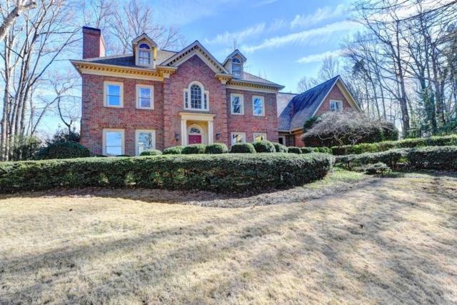 8185 Landing South, Sandy Springs, GA 30350 (MLS #6125826) :: Kennesaw Life Real Estate