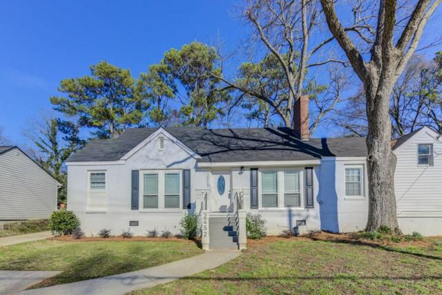 2452 N Decatur Road, Decatur, GA 30033 (MLS #6125840) :: Iconic Living Real Estate Professionals