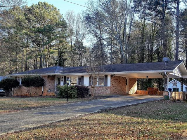 2761 Riderwood Drive, Decatur, GA 30033 (MLS #6125915) :: The Zac Team @ RE/MAX Metro Atlanta