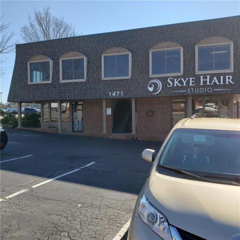 1471 Terrell Mill Road SE #123, Marietta, GA 30067 (MLS #6125931) :: Iconic Living Real Estate Professionals