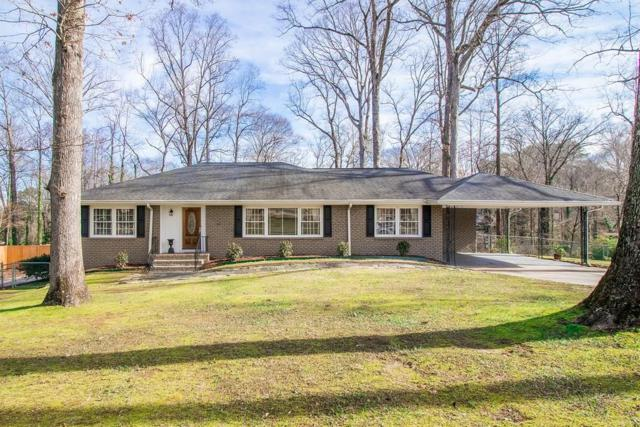 2511 Clairmont Road NE, Atlanta, GA 30329 (MLS #6126092) :: Kennesaw Life Real Estate