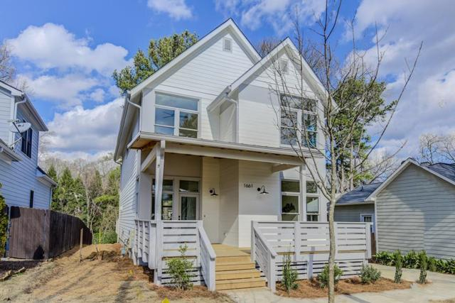 1661 Laurel Avenue NW, Atlanta, GA 30318 (MLS #6126111) :: The Zac Team @ RE/MAX Metro Atlanta