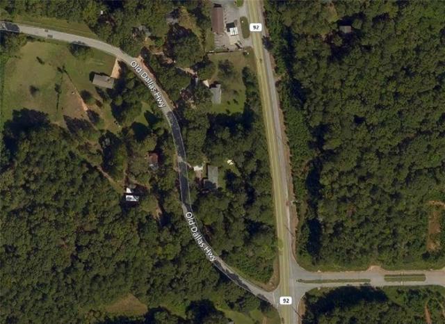 995 Old Dallas Highway, Douglasville, GA 30134 (MLS #6126524) :: North Atlanta Home Team