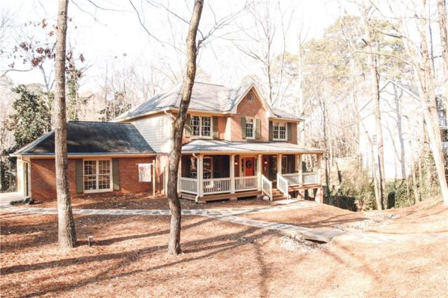 4121 Cloister Place, Berkeley Lake, GA 30096 (MLS #6126553) :: The Zac Team @ RE/MAX Metro Atlanta