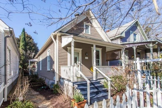211 Estoria Street SE, Atlanta, GA 30316 (MLS #6126562) :: The Zac Team @ RE/MAX Metro Atlanta