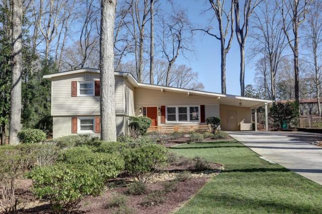3639 Lake Drive SE, Smyrna, GA 30082 (MLS #6126570) :: North Atlanta Home Team