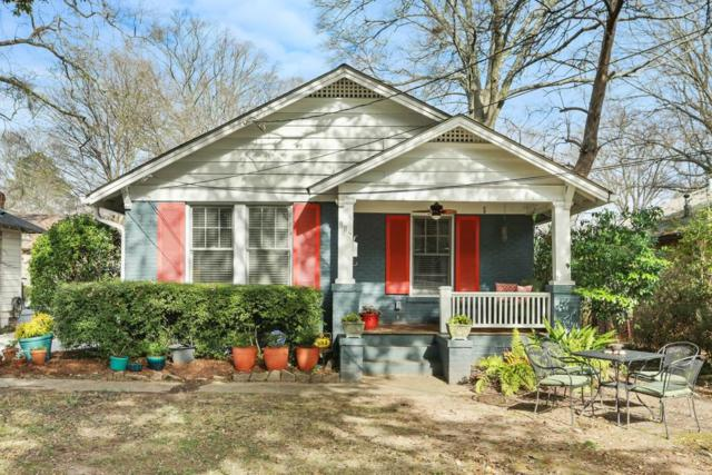 884 Edgewood Avenue NE, Atlanta, GA 30307 (MLS #6126717) :: The Cowan Connection Team