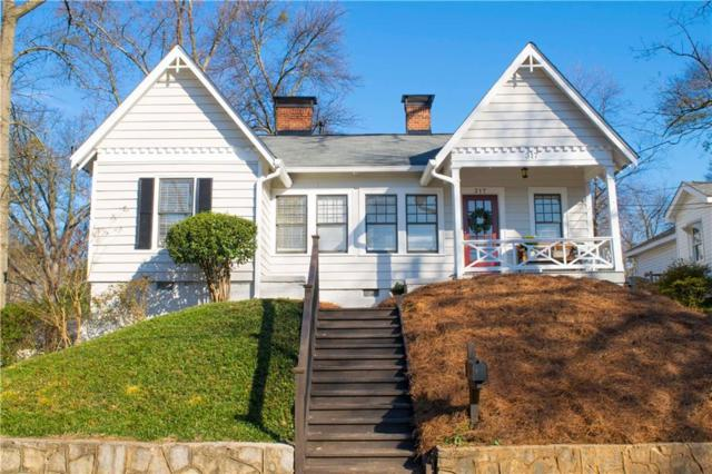 317 Home Park Avenue NW, Atlanta, GA 30318 (MLS #6126748) :: The Zac Team @ RE/MAX Metro Atlanta
