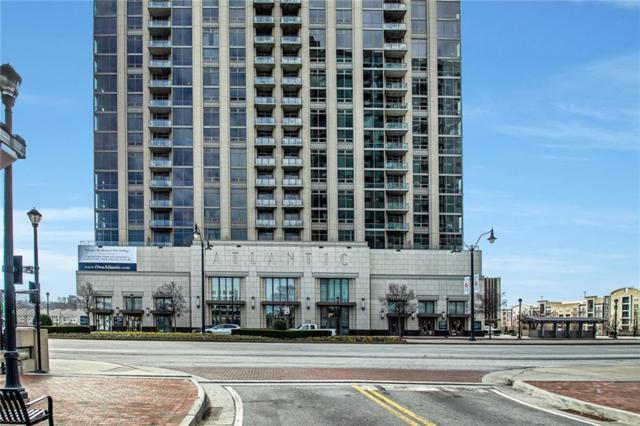 270 17th Street NW #1612, Atlanta, GA 30363 (MLS #6126945) :: The Cowan Connection Team