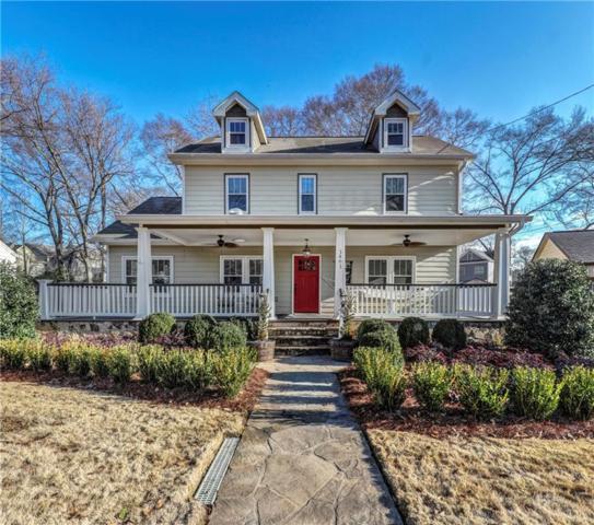 1461 Mimosa Circle SE, Smyrna, GA 30080 (MLS #6127143) :: Iconic Living Real Estate Professionals