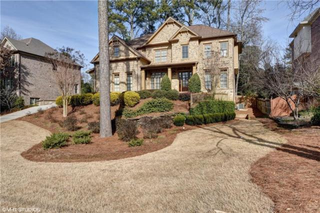2215 Abby Lane NE, Atlanta, GA 30345 (MLS #6127179) :: The Zac Team @ RE/MAX Metro Atlanta