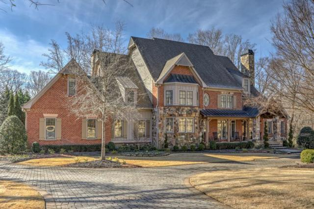 880 Foxhollow Run, Milton, GA 30004 (MLS #6127248) :: The Hinsons - Mike Hinson & Harriet Hinson