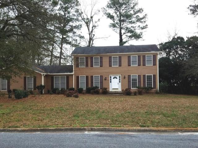 2866 Country Club Court SE, Conyers, GA 30013 (MLS #6127319) :: North Atlanta Home Team
