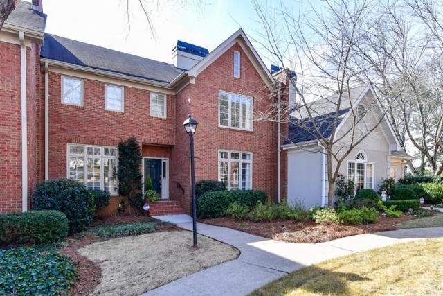 12 Paces West Drive #12, Atlanta, GA 30327 (MLS #6127377) :: Iconic Living Real Estate Professionals