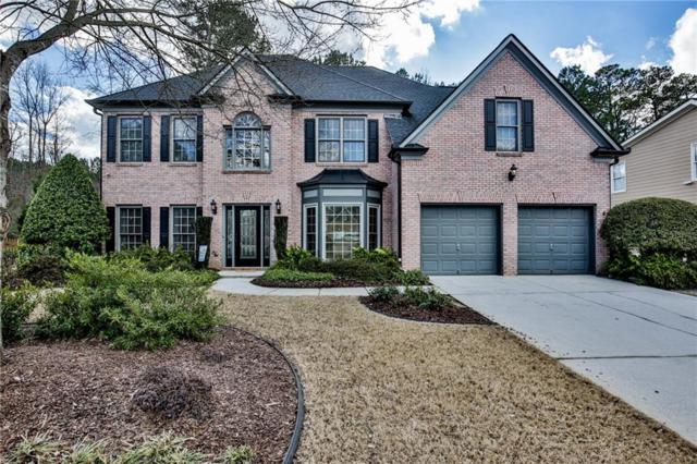 1051 Trailway Circle, Snellville, GA 30078 (MLS #6127378) :: The Cowan Connection Team