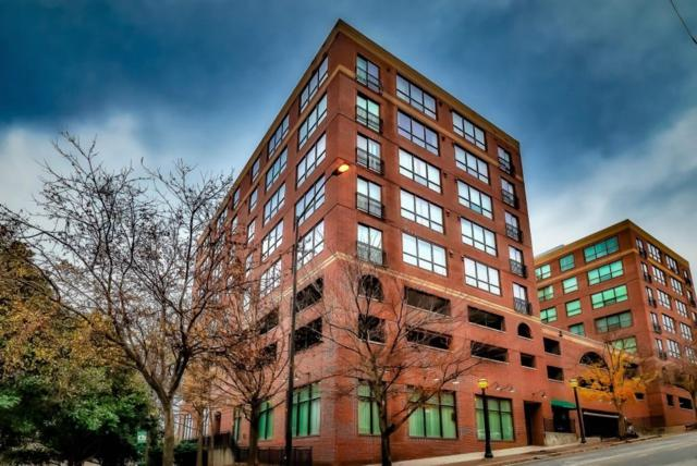 115 W Peachtree Place NW #617, Atlanta, GA 30313 (MLS #6127385) :: The Zac Team @ RE/MAX Metro Atlanta