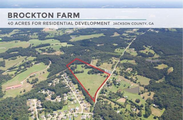 2609 Brockton Road, Jefferson, GA 30549 (MLS #6127390) :: The Cowan Connection Team