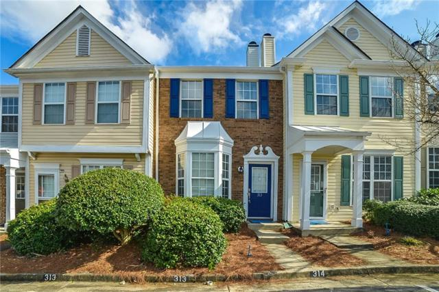 313 Devonshire Drive, Alpharetta, GA 30022 (MLS #6127461) :: The Cowan Connection Team