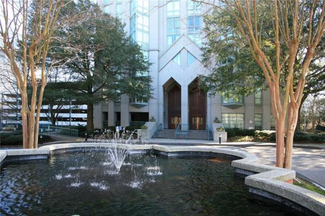 2870 Pharr Court S #407, Atlanta, GA 30305 (MLS #6127492) :: The North Georgia Group