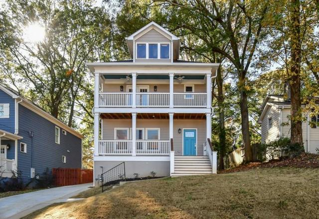 1479 Memorial Drive SE, Atlanta, GA 30317 (MLS #6127657) :: The Cowan Connection Team