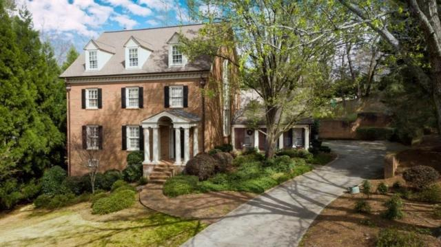 5373 Forest Springs Drive, Dunwoody, GA 30338 (MLS #6127699) :: Iconic Living Real Estate Professionals