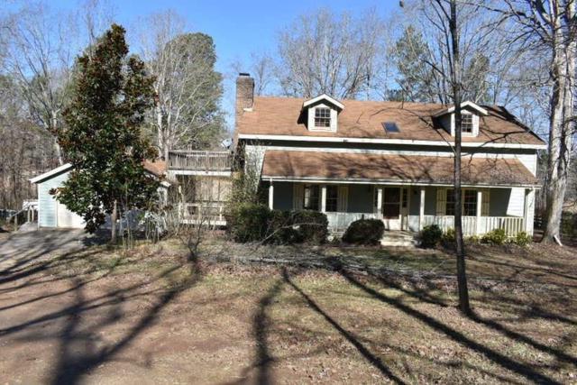 1619 Price Road, Dawsonville, GA 30534 (MLS #6127777) :: North Atlanta Home Team