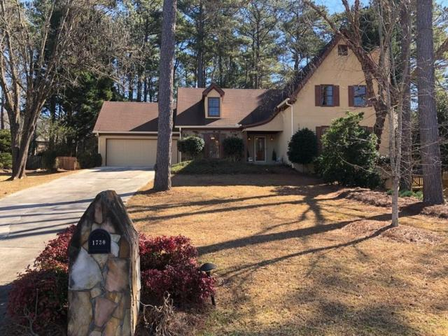 1730 Hickory Lake Drive, Snellville, GA 30078 (MLS #6127885) :: Iconic Living Real Estate Professionals