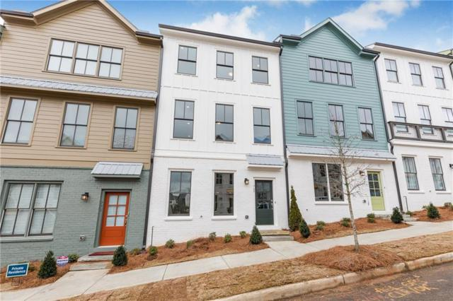 769 Hamilton Circle #12, Atlanta, GA 30312 (MLS #6128030) :: The Cowan Connection Team
