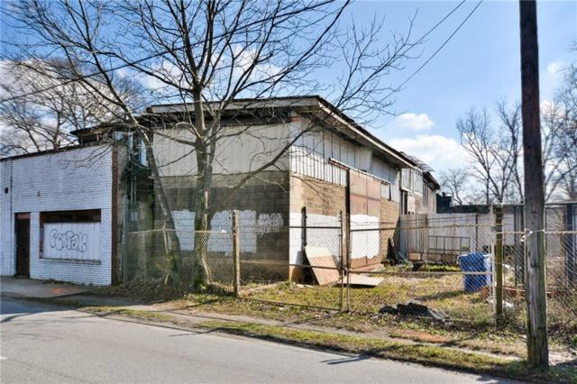 1124 W Marietta Street NW, Atlanta, GA 30318 (MLS #6128155) :: RE/MAX Prestige