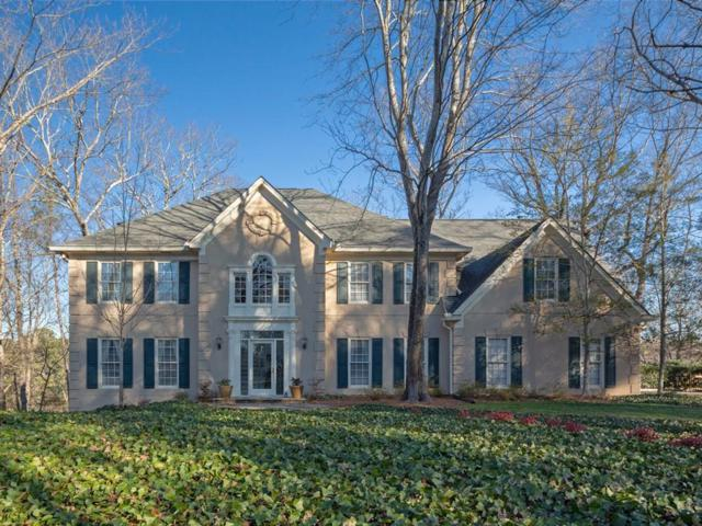 345 Cameron Ridge Drive, Sandy Springs, GA 30328 (MLS #6128257) :: North Atlanta Home Team