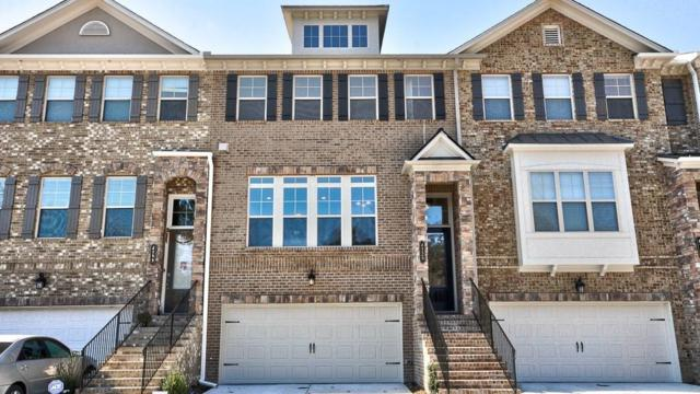 4191 Townsend Lane #78, Dunwoody, GA 30346 (MLS #6128300) :: The Zac Team @ RE/MAX Metro Atlanta