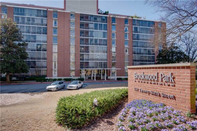 130 26th Street NW #808, Atlanta, GA 30309 (MLS #6128367) :: The Zac Team @ RE/MAX Metro Atlanta