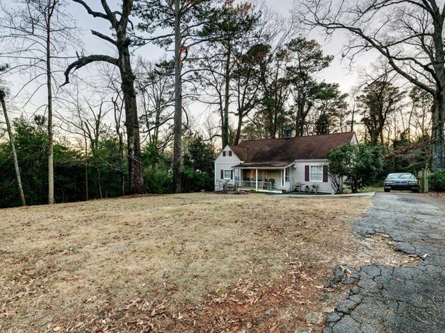 3718 Powers Ferry Road NW, Atlanta, GA 30342 (MLS #6128395) :: The Cowan Connection Team