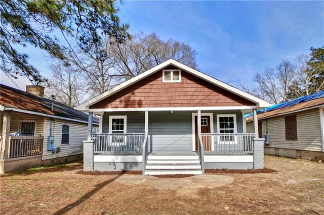 1031 Fair Street SW, Atlanta, GA 30314 (MLS #6128465) :: Iconic Living Real Estate Professionals