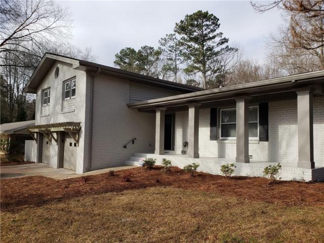 2862 Sumac Drive, Dunwoody, GA 30360 (MLS #6128816) :: North Atlanta Home Team