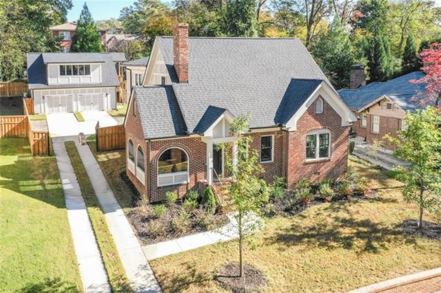 463 Burlington Road NE, Atlanta, GA 30307 (MLS #6128844) :: North Atlanta Home Team