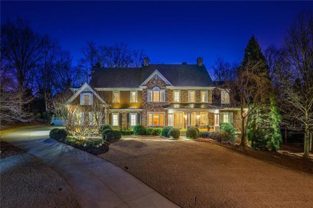 10 Highland Valley Court, Sandy Springs, GA 30327 (MLS #6128855) :: The Hinsons - Mike Hinson & Harriet Hinson