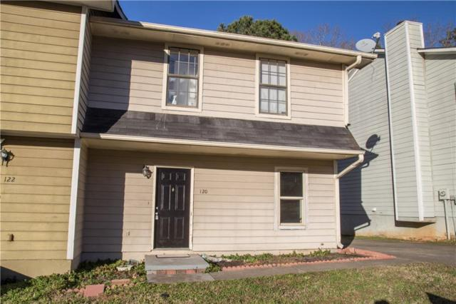 120 Woodberry #120, Woodstock, GA 30188 (MLS #6128882) :: Path & Post Real Estate