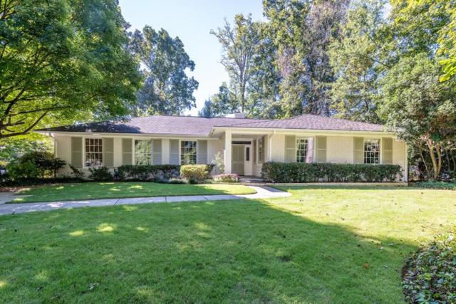 733 Old Ivy Road NE, Atlanta, GA 30342 (MLS #6128907) :: The Hinsons - Mike Hinson & Harriet Hinson