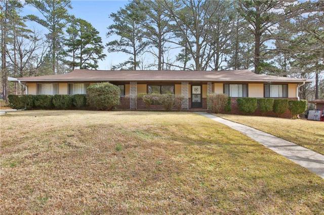 125 Rosewood Drive, Fayetteville, GA 30214 (MLS #6128928) :: Kennesaw Life Real Estate