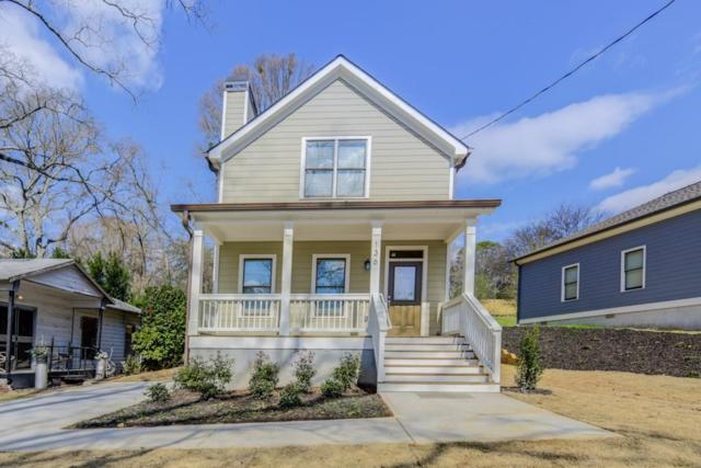 136 Hillside Avenue SE, Atlanta, GA 30315 (MLS #6129031) :: The Zac Team @ RE/MAX Metro Atlanta