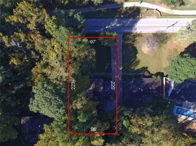 4215 Lake Forrest Drive NE, Atlanta, GA 30342 (MLS #6129033) :: The Cowan Connection Team