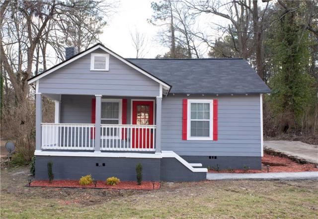 1966 Tiger Flowers Drive NW, Atlanta, GA 30314 (MLS #6129042) :: The Cowan Connection Team